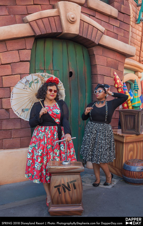 Dapper Day at Disneyland Spring 2018 | Mouse Memos Disney Blog