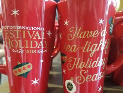 Guide to 2018 Epcot International Festival of the Holidays Merchandise | Mouse Memos Disney Blog