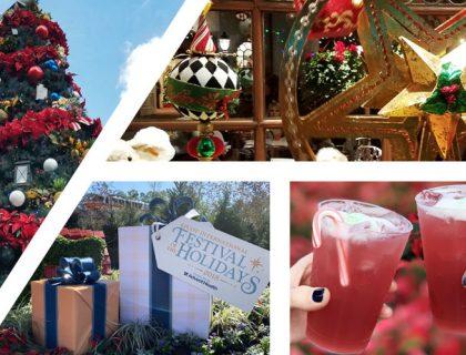Guide to 2018 Epcot International Festival of the Holidays | Mouse Memos Disney Blog
