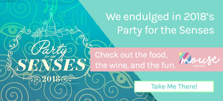Inside 2018 Party for the Senses of the Epcot International Food & Wine Festival | Mouse Memos Disney Blog