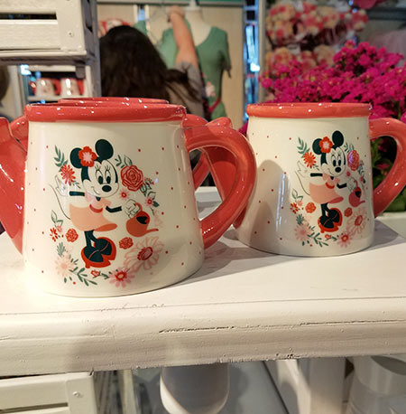 Flower & Garden Festival Minnie's Garden Party Mug | Mouse Memos Disney Blog