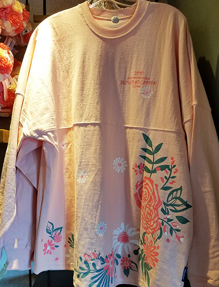 Flower & Garden Festival Minnie's Garden Party Spirit Jersey | Mouse Memos Disney Blog