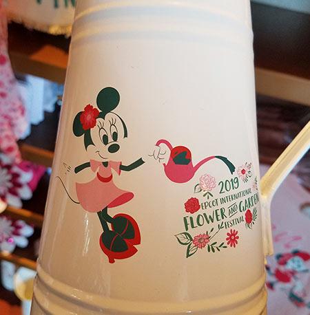 Flower & Garden Festival Minnie's Garden Party Minnie Watering Can | Mouse Memos Disney Blog