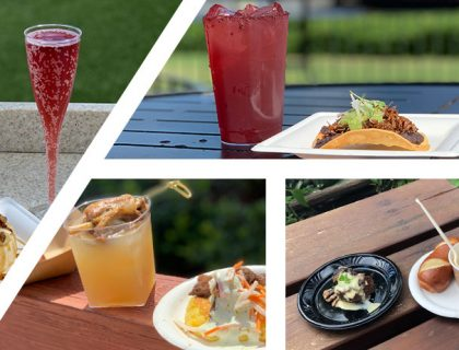 2019 Epcot Food & Wine Festival Global Marketplaces Menus | Mouse Memos Disney Blog