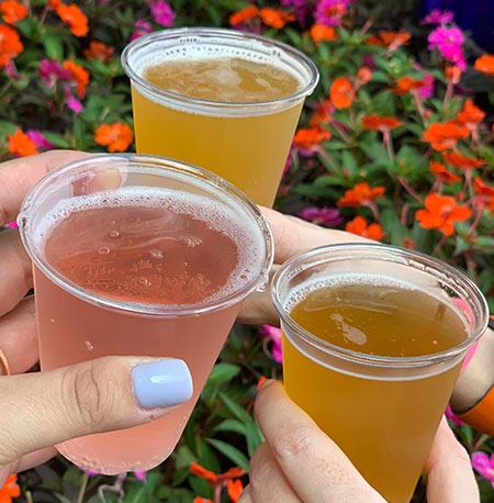 5 Things You Must Do at the Flower & Garden Festival: Enjoy the Drinks   Mouse Memos Disney Blog