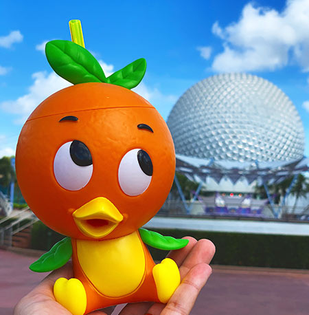 5 Things You Must Do at the Flower & Garden Festival: Buy Orange Bird   Mouse Memos Disney Blog