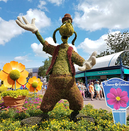 5 Things You Must Do at the Flower & Garden Festival: See the Topiaries   Mouse Memos Disney Blog