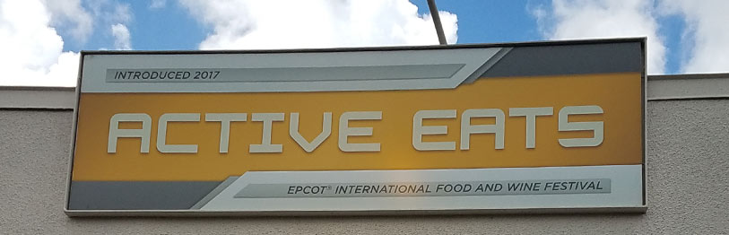 Active Eats 2019 Menu Epcot International Food & Wine Festival | Mouse Memos Disney Blog