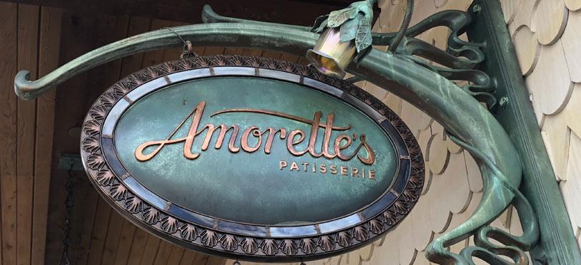 Amorette's Patisserie WonderFall Flavors Disney Springs   Mouse Memos Disney Blog