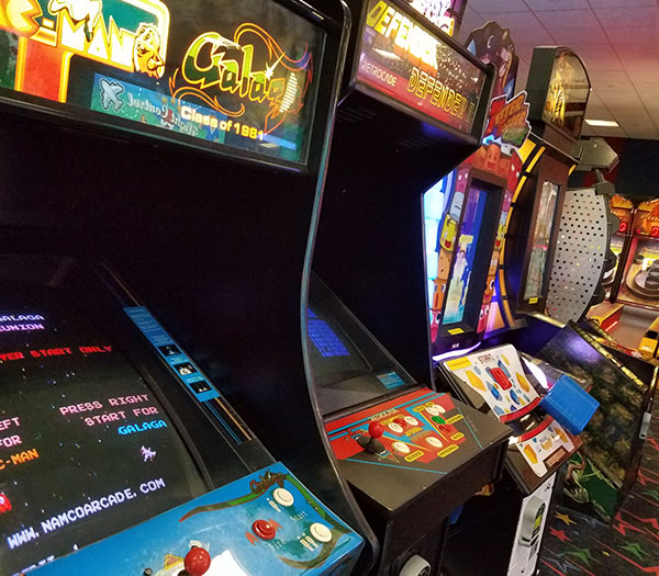 Arcade at Disney's All Star Sports Resort | Mouse Memos Disney Blog