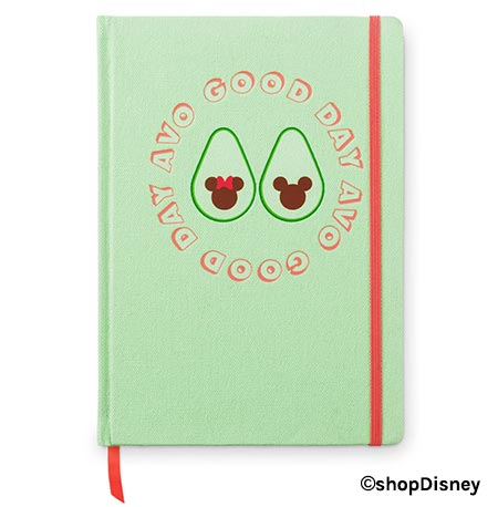 Forever Disney Avo Good Day Notebook | Mouse Memos Disney Blog