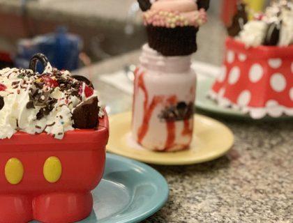Beaches and Cream Soda Shop Snack Stop Spotlight | Mouse Memos Disney Blog