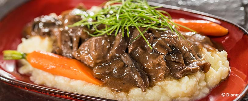 Beef Tenderloin Tips: 2019 Epcot International Flower and Garden Festival | Mouse Memos Disney Blog