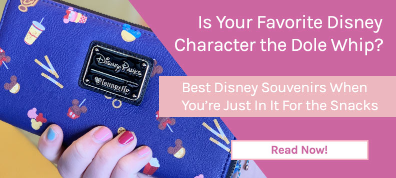 Best Disney Snack Souvenirs | Mouse Memos Disney Blog