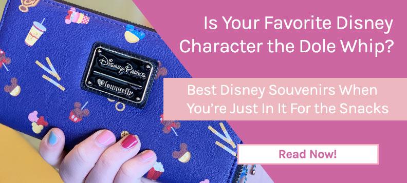 Best Disney Snack Souvenirs | Mouse Memos Disney Blog