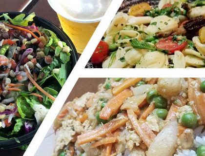 Best Vegan Food at Epcot in Walt Disney World - Mouse Memos