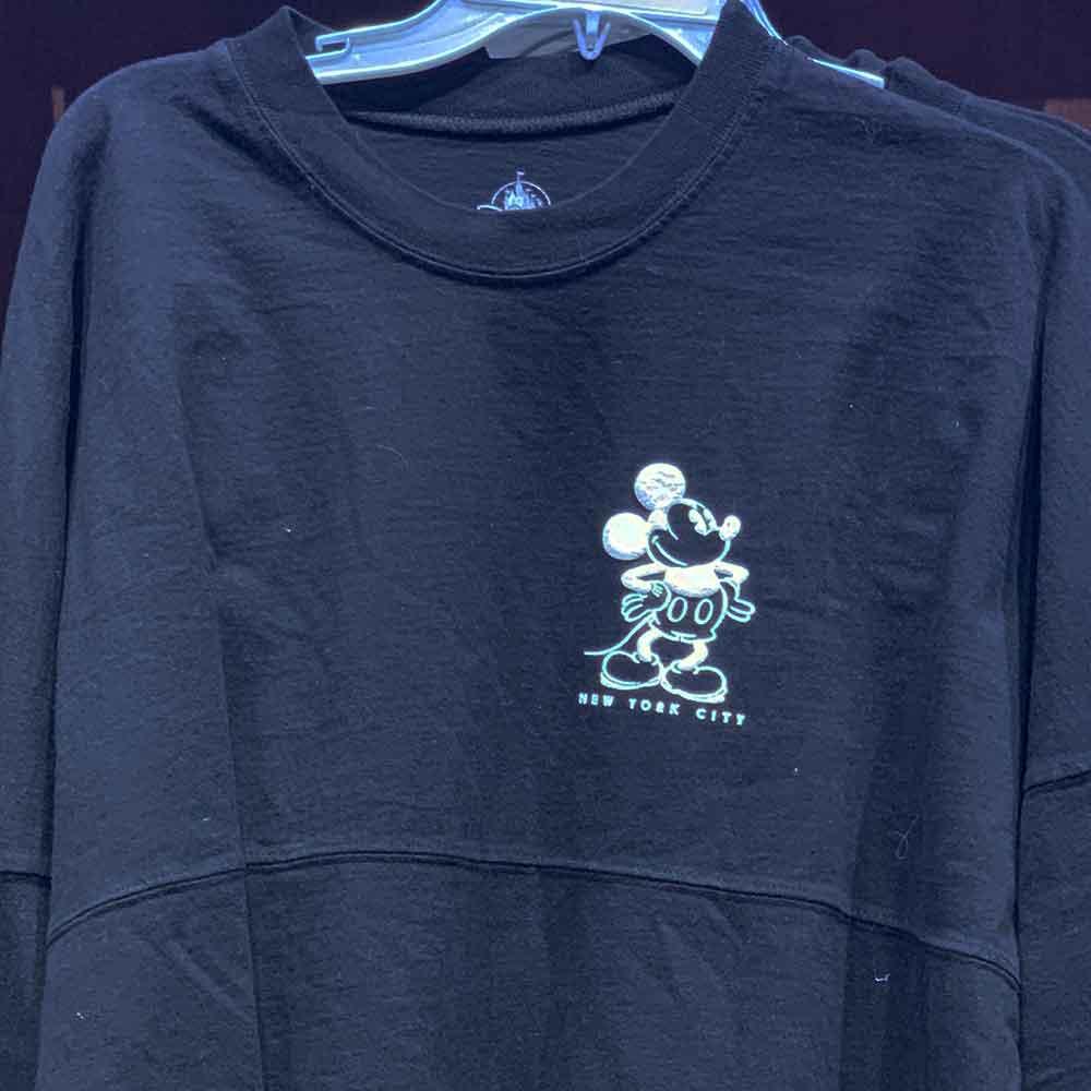 New York City Disney Spirit Jersey — Front | Mouse Memos Disney Blog