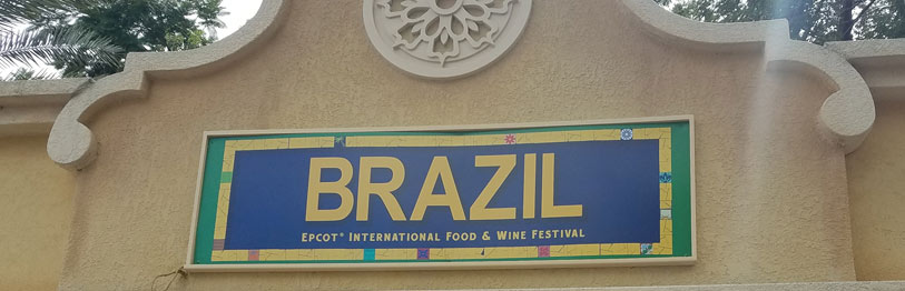 Brazil 2019 Menu Epcot International Food & Wine Festival | Mouse Memos Disney Blog