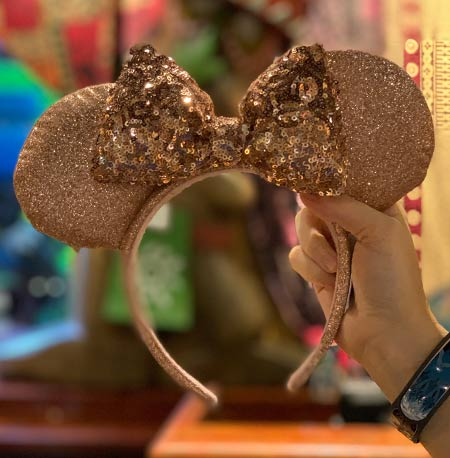 Briar Rose Gold Merchandise at Walt Disney World Resort | Mouse Memos Disney Blog