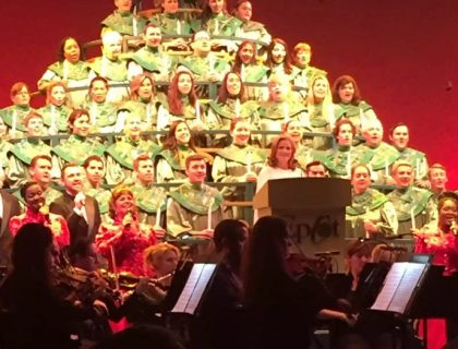 2018 Candlelight Processional Dining Packages | Mouse Memos Disney Blog