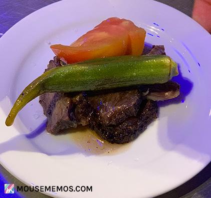 Chef Sheldon Simeon's Pulehu Kalbi Ribs at Party for the Senses 2018 Epcot International Food and Wine Festival | Mouse Memos Disney Blog