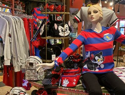 Chic Out the Parks Disney Characters Collection | Mouse Memos Disney Blog