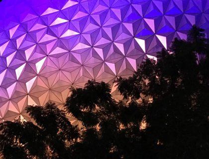 Disney Dark Rides Spaceship Earth | Mouse Memos Disney Blog