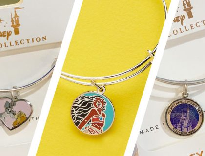 Merch Alert: New Disney Alex and Ani Bracelets Available at the Walt Disney World Resort | Mouse Memos Disney Blog