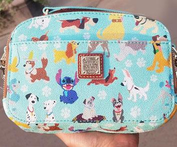 The Original Disney Dogs By Dooney & Bourke Collection Crossbody | Mouse Memos Disney Blog