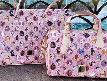 Disney Dogs by Dooney & Bourke and Disney Handbag Collection | Mouse Memos Disney Blog