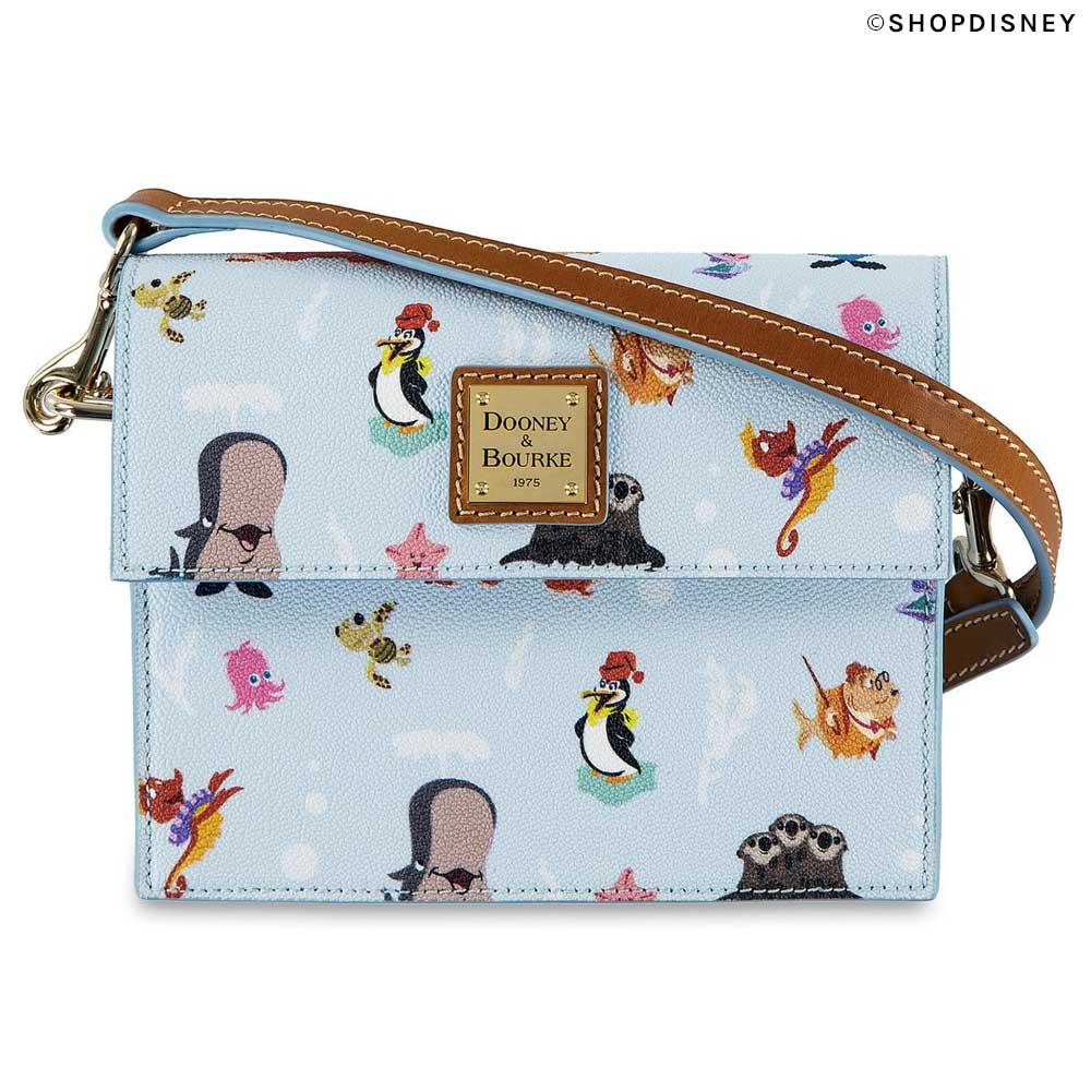 Out to Sea Dooney & Bourke and Disney Crossbody from ShopDisney.com | Mouse Memos Disney Blog