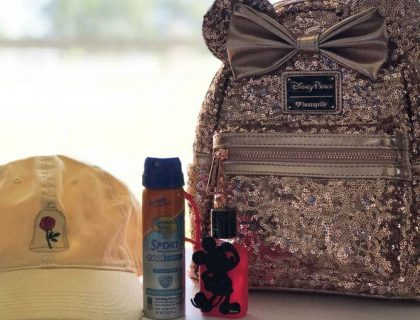Disney Parks Essentials: What to pack for your Disney Trip -Bag by bag | Mouse Memos Disney Blog