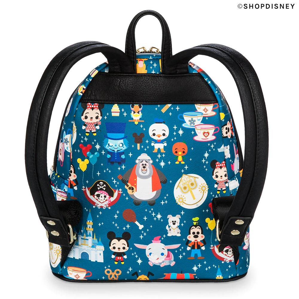 Disney Parks Minis Loungefly Collection: Mini Backpack Front | Mouse Memos Disney Blog