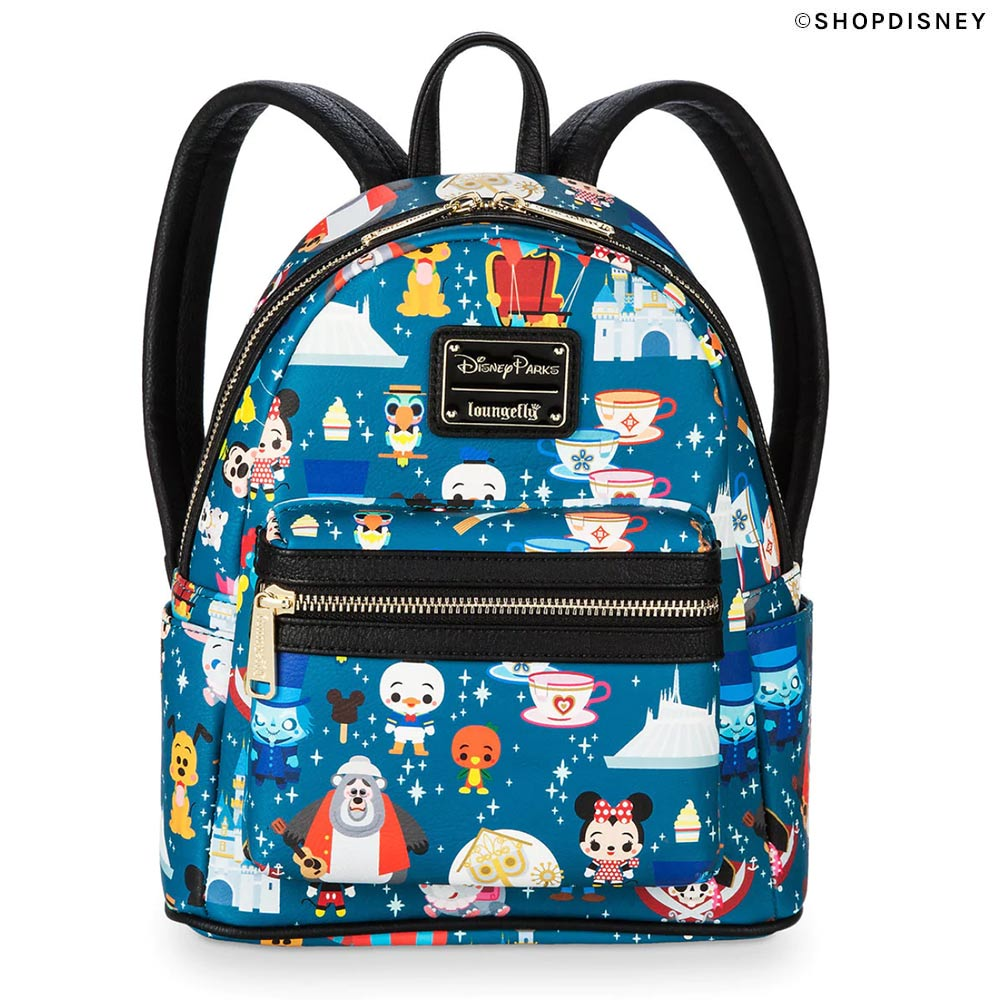 Disney Parks Minis Loungefly Collection: Mini Backpack Back | Mouse Memos Disney Blog