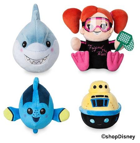 Finding Nemo Submarine Voyage Attraction Disney Parks Wishables | Mouse Memos Disney Blog
