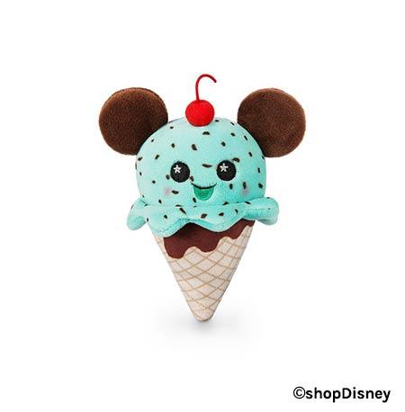 Mickey Mouse Ice Cream Cone Disney Parks Wishables   Mouse Memos Disney Blog