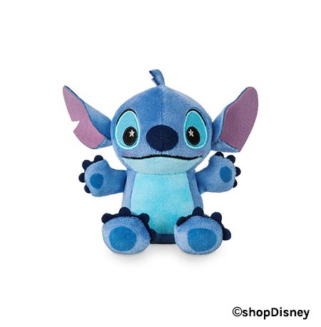 Stitch Disney Parks Wishables   Mouse Memos Disney Blog