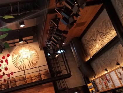Disney Springs Starbucks Celebrates Toy Story Land | Mouse Memos Disney Blog