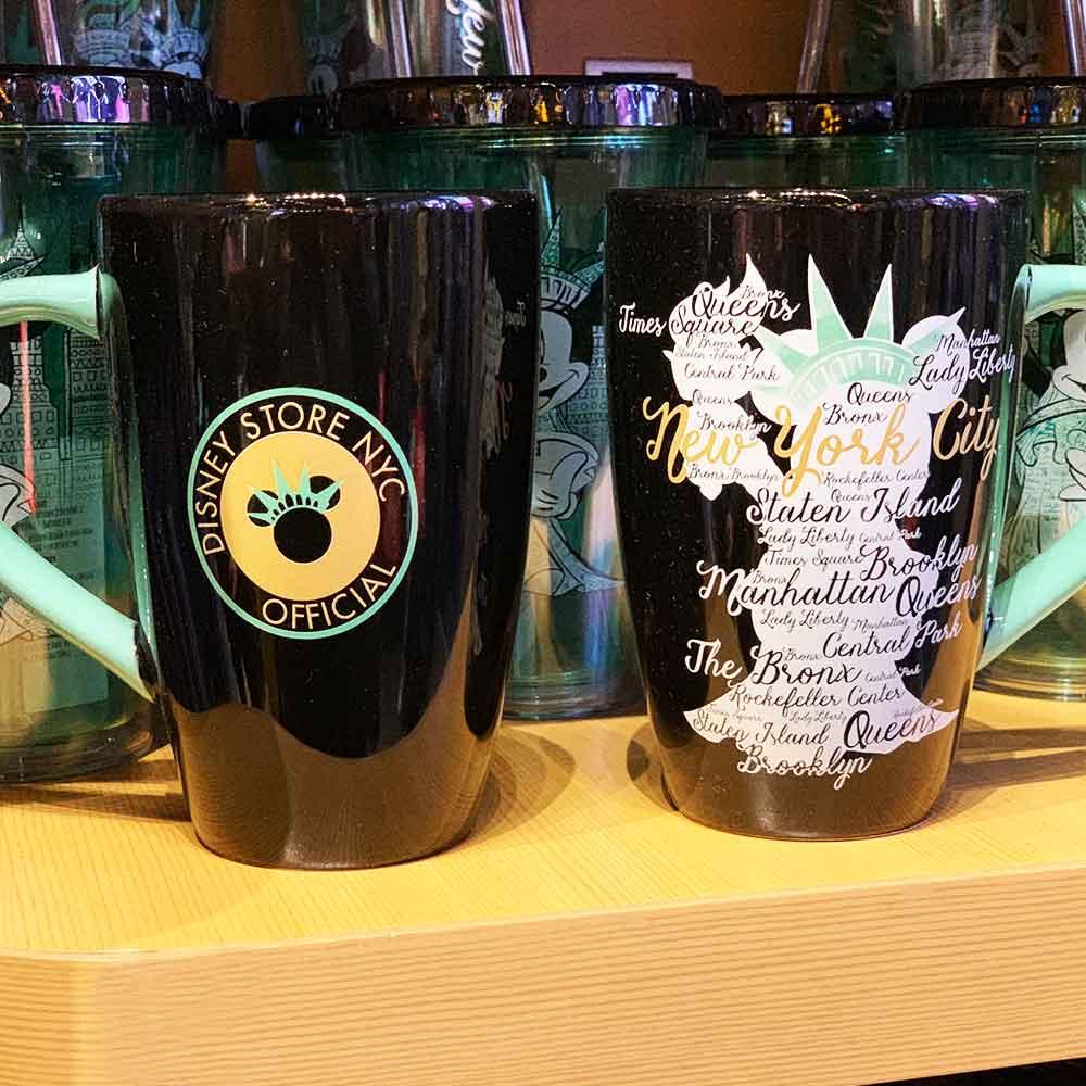 Disney Store NYC Official Mug | Mouse Memos Disney Blog