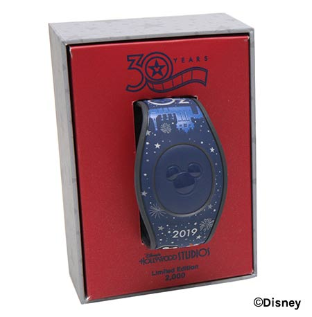 MagicBand - Disney's Hollywood Studios 30th Anniversary Merchandise | Mouse Memos Disney Blog