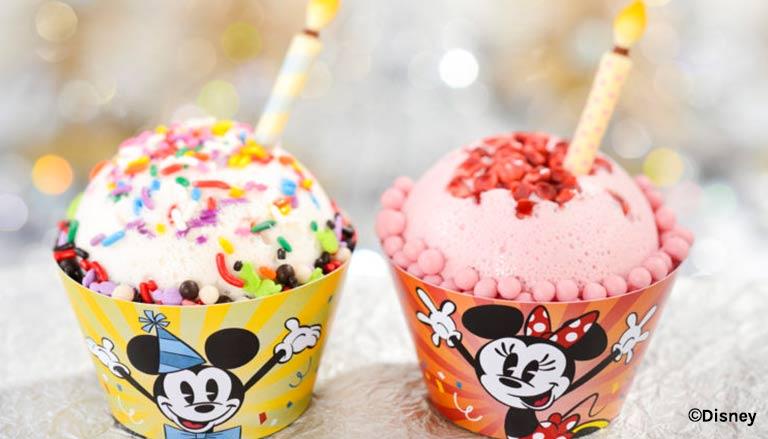 Mickey Mouse's Celebration Cake - Disney's Hollywood Studios 30th Anniversary Treats | Mouse Memos Disney Blog