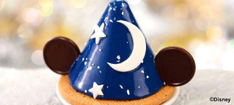 The Sorcerer's Hat - Disney's Hollywood Studios 30th Anniversary Treats | Mouse Memos Disney Blog