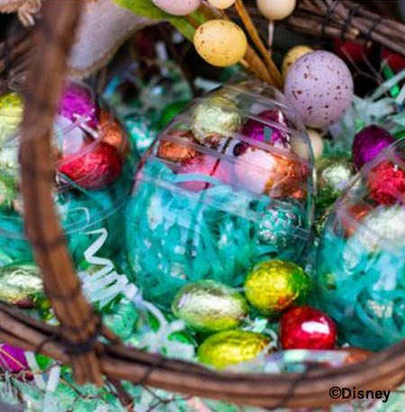 Easter Treats at Walt Disney World Resort: Chocolate Easter Eggs The Ganachery | Mouse Memos Disney Blog