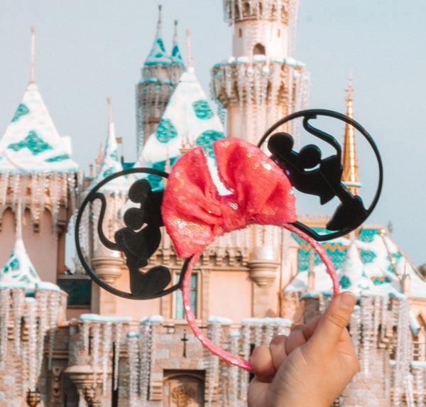 Enchanted Alexandra 3d Printed Mickey & Minnie Mouse Ears | Mouse Memos Disney Blog