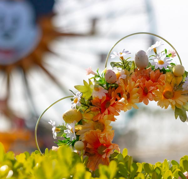 Enchanted Alexandra Easter Mouse Ears | Mouse Memos Disney Blog