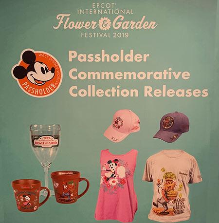 April Flower and Garden Festival Passholder Merchandise | Mouse Memos Disney Blog
