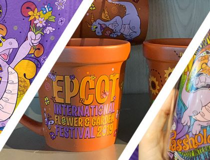 Epcot 2019 Flower and Garden Festival Passholder Merchandise | Mouse Memos Disney Blog