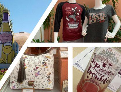 Even More Epcot Food & Wine Festival Annual Passholder Merchandise | Mouse Memos Disney Blog