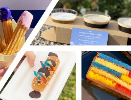 Everything We Ate at the 2019 Epcot Festival of the Arts | Mouse Memos Disney Blog