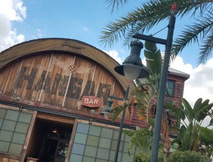 Food Review: Jock Lindsey's Hangar Bar | Mouse Memos Disney Blog